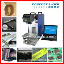 Hot Sale Code/ Logo / Date /Numbers /Metal /Pen/ PVC / Steel Fiber Laser Marking Machine Price /Fiber Laser Marker
