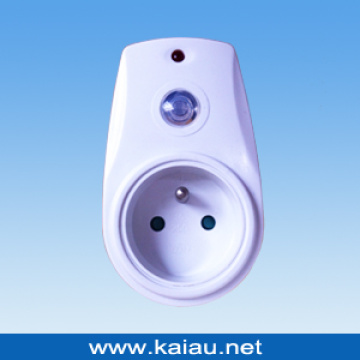 French Type Light Control Socket (KA-LCS02)