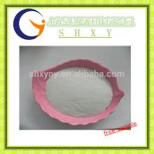 sable de silice pour la coulée de précision d'accrétion de laitier, sable de quartz de grande pureté