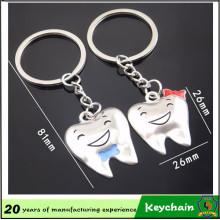 Медицинское пара брелок зуб для девочки и мальчика