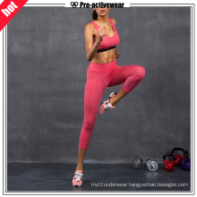 OEM Factory Wholesale Women Breathable Sexy Sports Wear