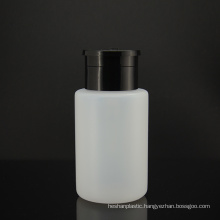 180ml Fancy Empty Nail Polish Remover Pump Dispenser Bottle