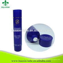 cosmetics blue 25ml plastic packing cream empty PE tubes