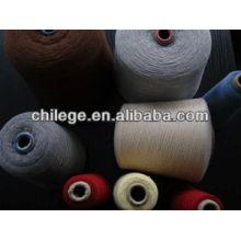 100% Cachemire laine peignée