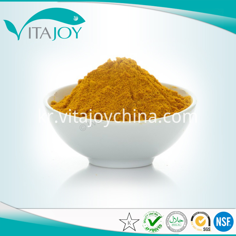 Organic Seabuckthorn ectract powder