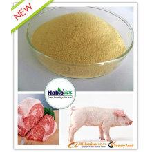 Suínos / suínos em crescimento especializados Aditivo alimentar multi-enzimático / químico / agente