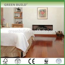 El suelo de madera Jatoba laminado de alta calidad Cheapeat