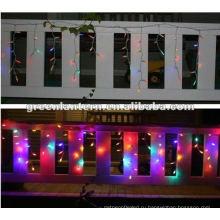Светодиодные сосулька огни для новогоднее украшение
