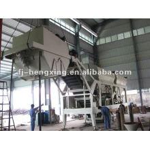 Estabilización de la planta mezcladora de suelos Serie WCB