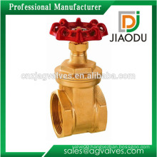 customized nice quality CNC china manufacture forged brass gas regulator stop valve for water