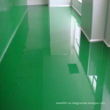 Hoja de goma de aislamiento eléctrico para pisos