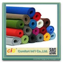 100% pp non-woven needle felt fabric rolls