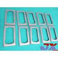 Servicio de piezas de corte por láser de chapa metálica de metal de alta precisión y metal de precisión de OEM