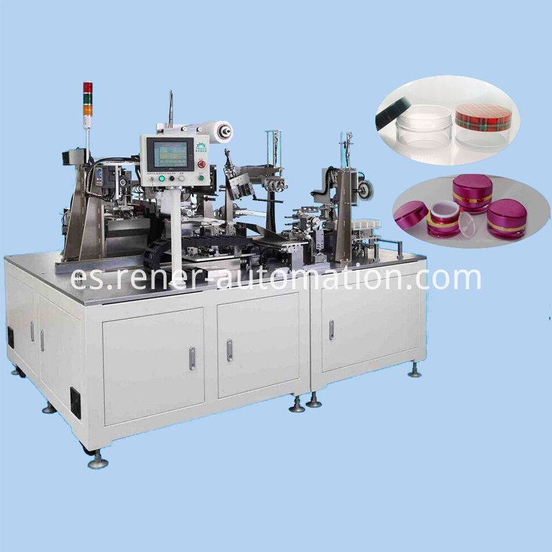 Plastic Bottle Capping Machine