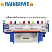 buena máquina de hacer punto plana automática computarizada de alta calidad del precio