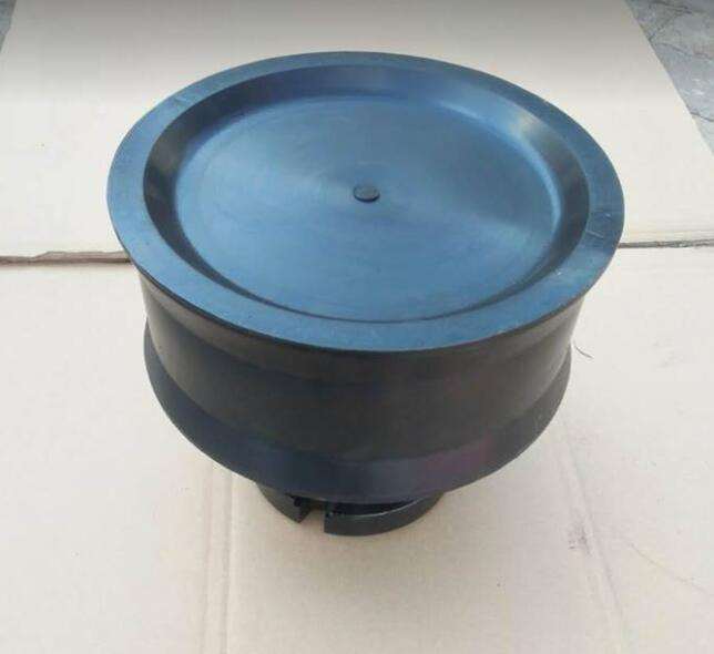 Schwing Rubber Piston