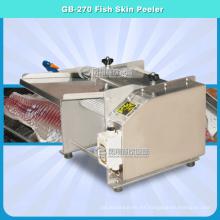 Fgb-270 peladora automática de piel de pescado de acero inoxidable