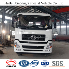 18cbm Dongfeng Kinland Euro 5 Hook Arm Lifting Type Garbage Truck