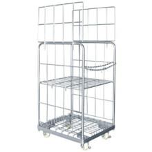 Fil de conteneur stockage cages, ISO, CE certification(JS-TRC02)