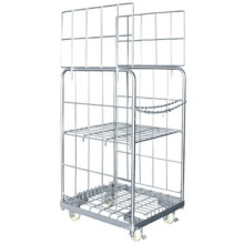 Wire container storage cages,ISO,CE certification(JS-TRC02)