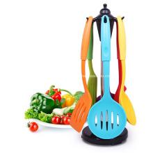 Silikon Küchengeräte und Kochutensilien