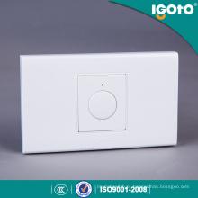 Igoto American Style A1083 Switches elétricos modernos de parede de toque