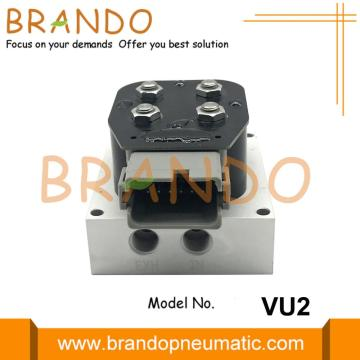 DC12V AccuAir Type VU2 2-Corner Solenoid Valve Unit
