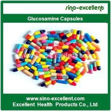 Cápsulas de glucosamina certificadas GMP de alta calidad