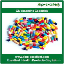 High Quality GMP Certified Glucosamine Capsules
