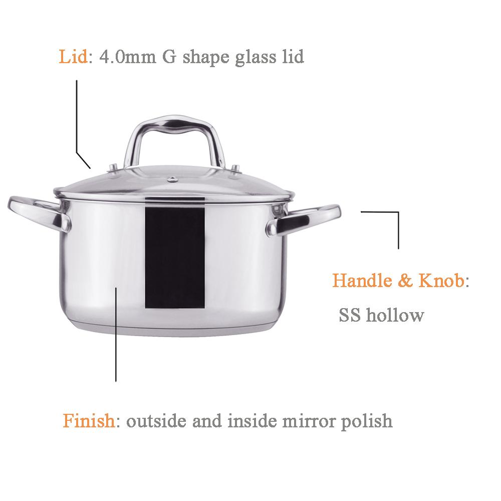 capsule bottom cookware
