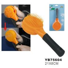 Cepillo de la preparación del perro del fabricante, accesorios del animal doméstico (YB75604)