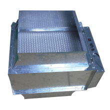 Sistema de purificación de aire HVAC Luz ultravioleta e ionizador de aire para sistema de aire acondicionado
