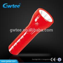 Vente chaude dans alibaba lampe torche à lampe torche rechargeable intelligente