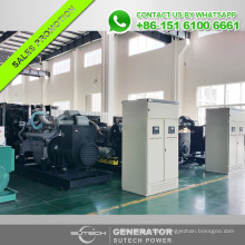 Prime power 500kva genset with Perkin 2506C-E15TAG2 diesel engine