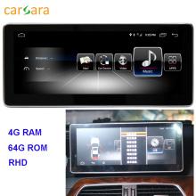 RHD Mercedes C Sınıfı 11-14 için Android Ünite