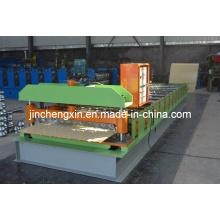 Máquina perfiladora de paneles de techo y pared serie C8 C12 Rusia