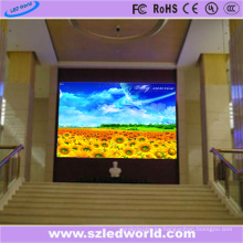 HD Indoor Rental / Panel de pantalla LED fijo (P2.5, P1.56, P1.66, P1.9)