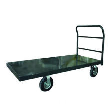 High-Loading Platform Truck with pneumatic tires