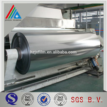 Metallized PET Plastic Film 6 Micron