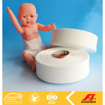 560D spandex yarn mainly use in adult and baby diapers