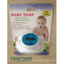 Thermomètre numérique pour bébé Nipple