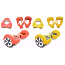 Beschermende Plastic Hoverboard scooter Silicone Case