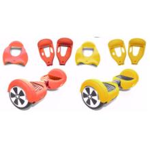 Schützender Plastikhoverboard Roller Silikon-Kasten