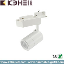 2/3/4 Wire LED Track Lights 20W CE RoHS