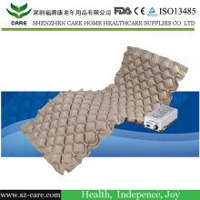 CARE - nouveaux produits lit d'hôpital utilisant un matelas anti-escarres