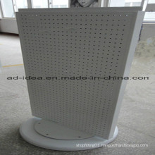 Gridwall Floor Fixture Display/Exhibition Stand for Store