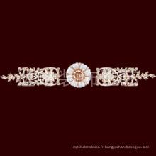 Accessoires en matériaux décoratifs de style luxueux et européen Dl-3094