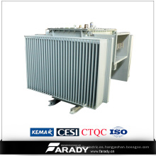 10kv 500kVA Transformador de aislamiento de 3 fases