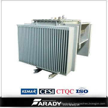 3 Phase Oil Immersed 300 kVA Transformers