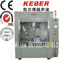 CE aprobó la máquina de soldadura plástica ultrasónica del panel de instrumento del coche (KEB-1204)
